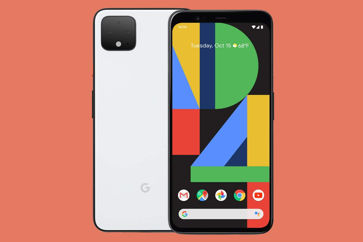 گوشی جدید گوگل پیکسل 4